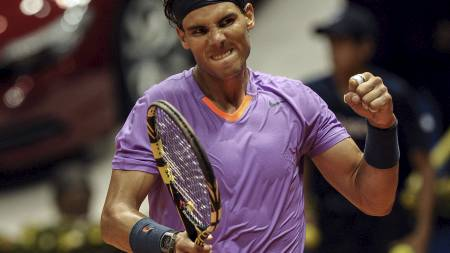 Rafael Nadal (Foto: YASUYOSHI CHIBA/Afp)