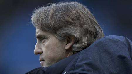 Roberto Mancini (Foto: Jon Super/Ap)