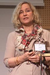 Professor Liselotte Ahnert har ledet forskerteamet som har undersøkt   ettåringene. (Foto: TV 2)
