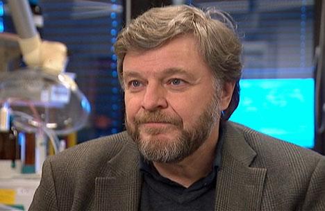 Fagdirektør Steinar Madsen i Legemiddelverket (Foto: Olav T. Hustad Wold, TV 2)