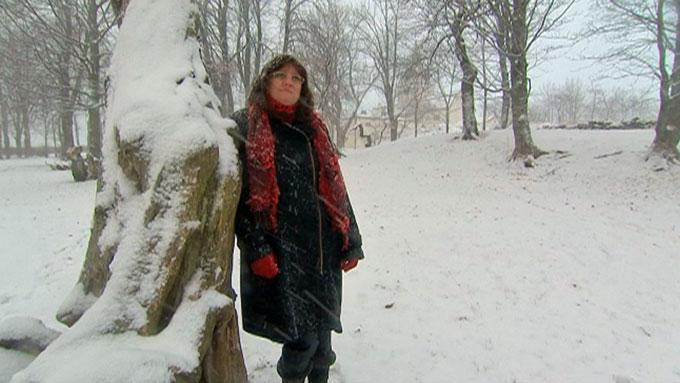 TØFF TID: Tina Rødde Paulsen (47) ble tvangsmedisinert i mange år. (Foto: Tommy Andersen)