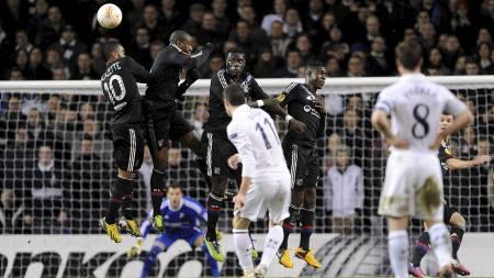 Bale frispark (Foto: Nigel French/Pa Photos)