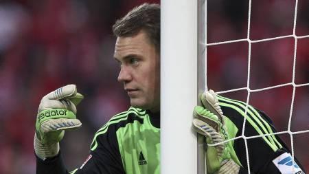 Manuel Neuer (Foto: DANIEL ROLAND/Afp)