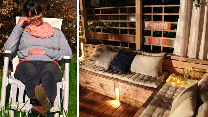 Dette kostet det å lage «Tid for hjem»-hagen - TV2.no