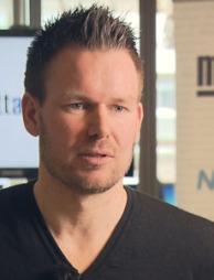 Håvard Bungum, daglig leder i mittanbud.no har svartelistet Trond Bøhn fra tjenesten.  (Foto: Tor Byggland)