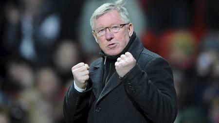 NEKTER Å SELGE: Sir Alex Ferguson nekter å selge Nani. (Foto: Martin Rickett/Pa Photos)