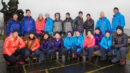 Amazing Race Norge-deltakerne (Foto: Alex Iversen/TV 2)