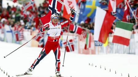 Bjørgen (Foto: Åserud, Lise/NTB scanpix)