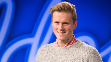 Jørgen Nordsveen Hustad (19) fra Leirsund  (Foto: TV 2)