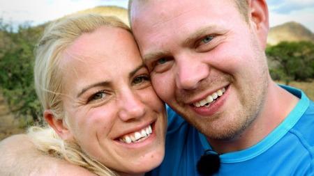 Lill og Stian i The Amazing Race Norge (Foto: Sandra Mei Ling Noer/TV 2)