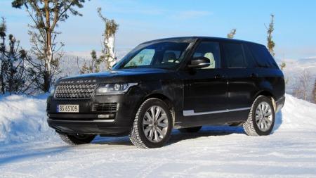 Range-Rover-2013-forfra02 (Foto: Benny Christensen)