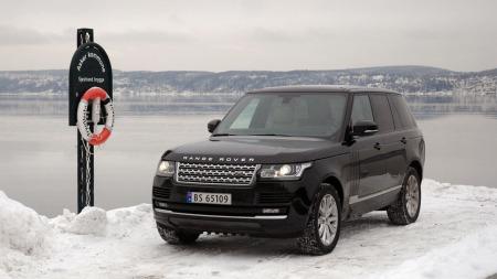 Range-Rover-2013-forfra-sjø (Foto: Benny Christensen)