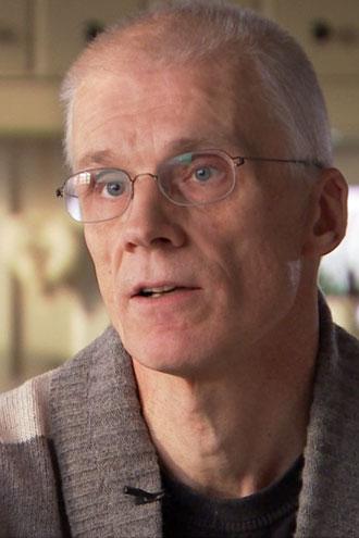 LDN MOT MS: Steinar Hauge ble dårligere og dårligere av MS.   Da han startet med LDN i 2005 stanset progresjonen opp. Nå bruker han   bare LDN mot sykdommen. (Foto: Frank Melhus / TV 2)