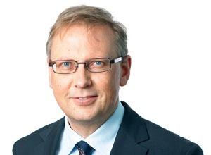 UVISST: Kommunikasjonsdirektør i Evry, Geir Remman, kan ikke   si hvor lang tid det vil ta å rette feilen.