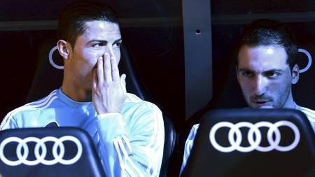 Ronaldo (Foto: JAVIER SORIANO/Afp)