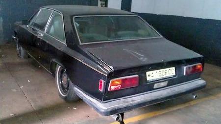 Det er mye å gjøre på denne bilen, men den loves å være rustfri, kollisjonsfri og startbar. Kanskje et greit utgangspunkt for et sjeldent prosjekt. (Foto: eBay.com)