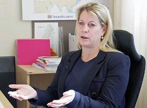 ¿ Vi politikere blir enige om mål, retning og økonomisk ramme, og deretter lytter vi til fagetaten om hvilke prosjekter som bør igangsettes, sier Sveriges samferdselsminister, Catharina Elmsäter-Svärd.