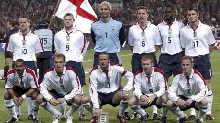 England EM 2004 (Foto: ARMANDO FRANCA/AP)