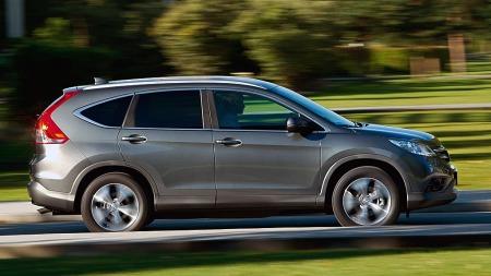 Ny motor gir betydelig prisreduksjonen på den norske familiefavoritten   Honda CR-V.