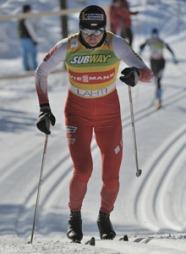 USTOPPELIG: Justyna Kowalczyk så seg aldri tilbake på søndagens 10 kilometer klassisk i Lahti. Den polske jenta utklasset de norske jentene. (Foto: LEHTIKUVA, ©tt/RC)