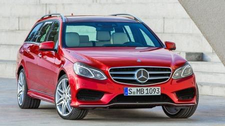 Nye Mercedes E-klasse har fått et svært moderne utseende, mer effektive motorer og mye nytt utstyr.