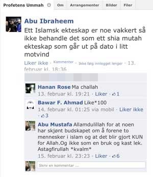 Profetens Ummah FB sladd