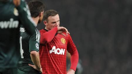 Rooney (Foto: Martin Rickett/Pa Photos)