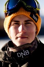 SAMMENLAGTTITTEL: Ståle Sandbech (19) har kjempet med finske   Peetu Piiroinen gjennom hele sesongen om sammenlagtseieren i World Snowboard   Tour. (Foto: Olav Stubberud)