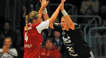 Tonje Nøstvold og Terese Pedersen, Byåsen