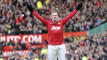 Wayne Rooney. (Foto: Martin Rickett/Pa Photos)
