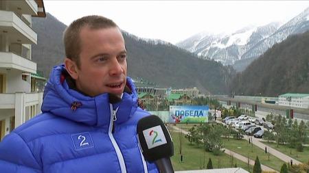 Fredrik Aukland. (Foto: TV 2)