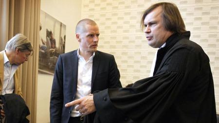 I RETTSAK: Michael Rasmussen har denne uken vitnet i en sak mot hans gamle arbeidsgiver Rabobank i Nederland.  (Foto: Scanpix)