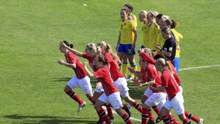 Norge (Foto: JOSE MANUEL RIBEIRO/Reuters)