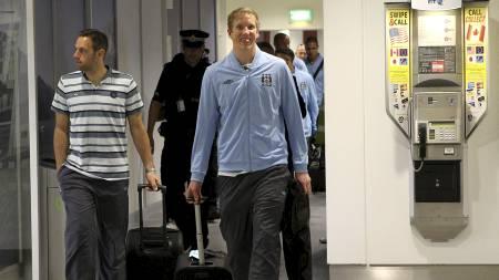 Johansen (Foto: Sharon Latham/Pa Photos)