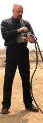 Bryan Cranston spiller Walter White i «Breaking Bad».