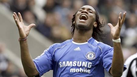 Didier Drogba (Foto: ANDREW YATES/AFP)