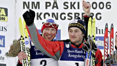 HYLLER NORTHUG: Frode Estil mener Petter Northug beviser at han er verdens beste langrennsløper. (Foto: Borgen, Ørn E./NTB scanpix)