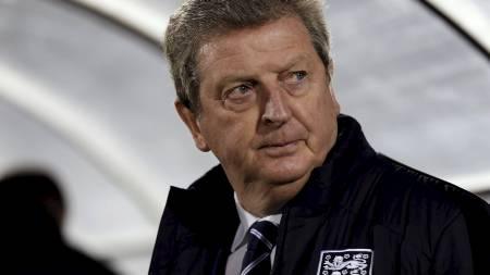 Hodgson (Foto: EDDIE KEOGH/Reuters)