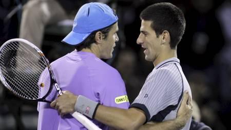 Djokovic (Foto: Luis M. Alvarez/Ap)