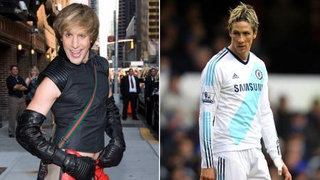 Bruno og Fernando Torres