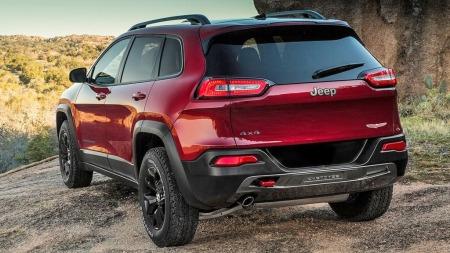 00 Jeep Cherokee bakfra