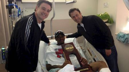 Kevin Ware (Foto: The University of Louisville/Reuters)
