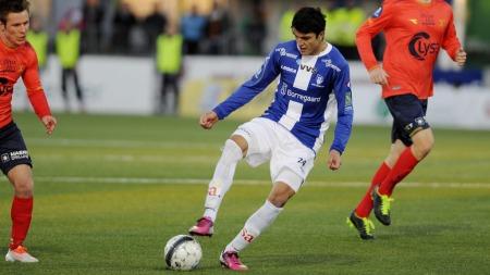 Mohamed Elyounoussi og Sarpsborg 08 har overrasket positivt i de første to kampene.