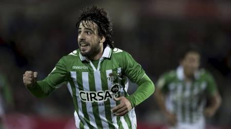KAN HAVNE I ITALIA: Beñat Etxebarria skal være aktuell for storklubbene   i Serie A. (Foto: DANI POZO/Afp)