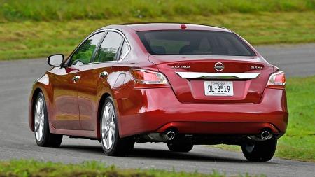Designet har vel ikke akkurat vunnet priser, men bilen er skreddersyddd det amerikanske markedet. Ut fra salgstallene kan vi trygt si at det fungerer.