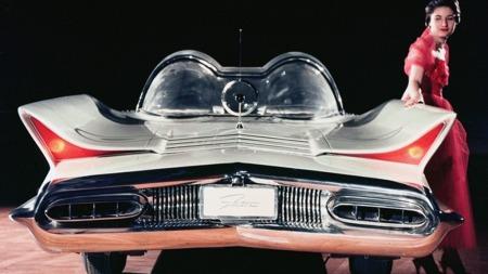 1955 Lincoln Futura Concept.