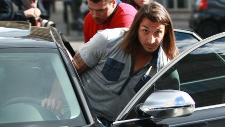 FRITT VILT: Superstjernen Zlatan Ibrahimovic er lei av å bli jaget rundt hvor enn han beveger seg i Paris.