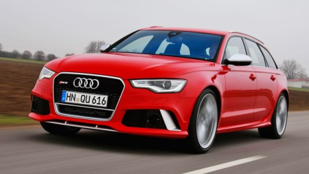 Audi RS6. FOTO: Audi