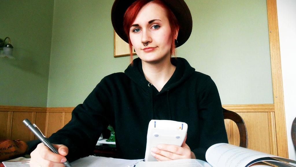Christine Aarnes Bakkane (Foto: Vetle Wiersdalen)