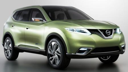 Konseptbilen Hi Cross skal fortelle oss endel om det vi kan vente av utseendet på nye Qashqai. Men sannsynligvis kommer Nissan til å dra på litt mer når de kommer til produksjonsklar modell. De lover i alle fall et design som skal stå ut fra mengden.